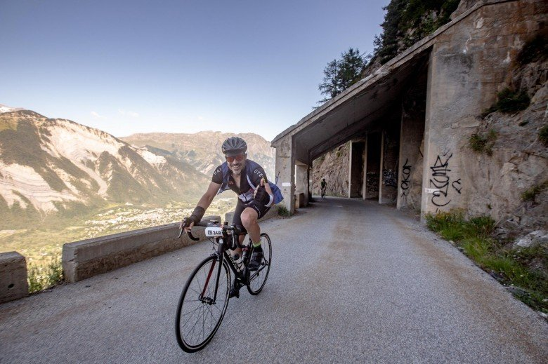 HAUTE ROUTE ALPE D'HUEZ STAGE TWO