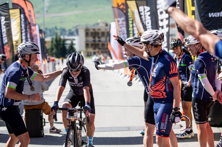 HAUTE ROUTE ALPE D'HUEZ STAGE THREE