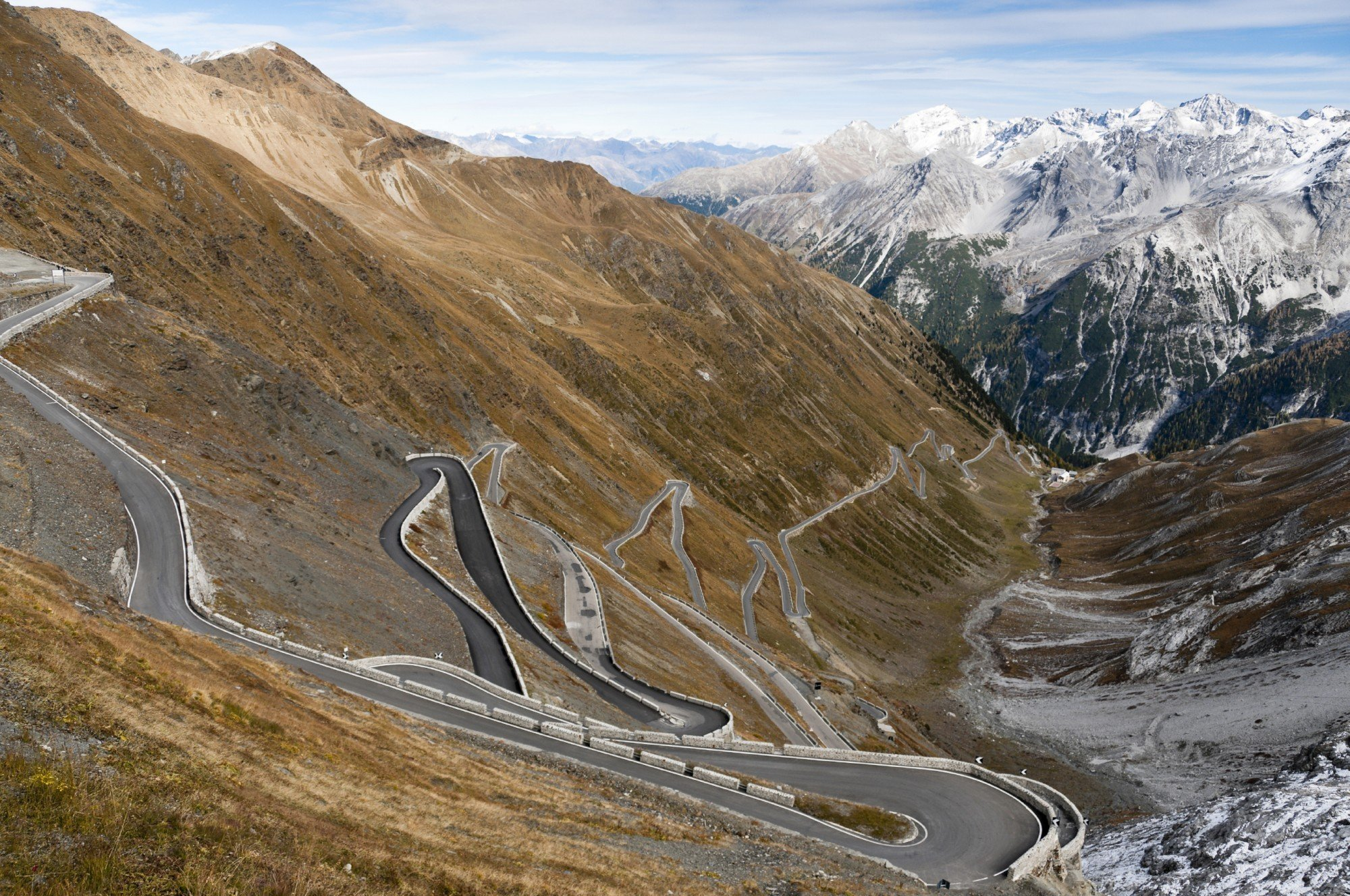 The haute route dolomites swiss alps reveals its official for Best view of dolomites