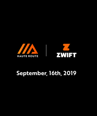 Zwift social group rides - Monday, September 16th 2019