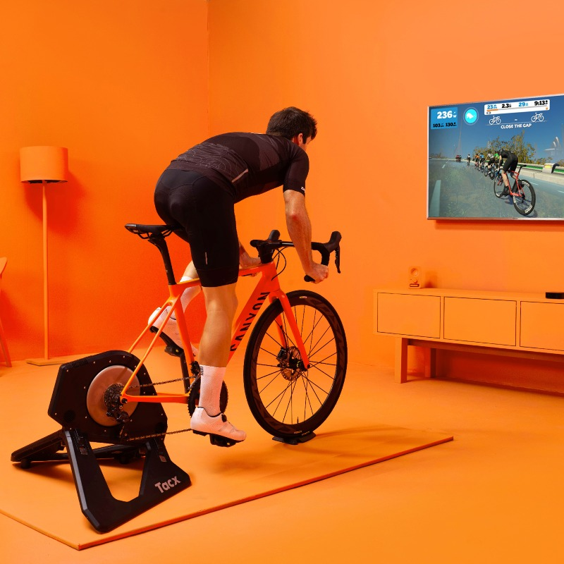 Haute Route Zwift