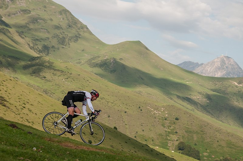 How to descend safely on the Haute Route