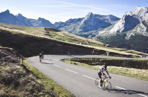 Haute Route Outdoor Ride - Road to Pyrenees - Training Camp