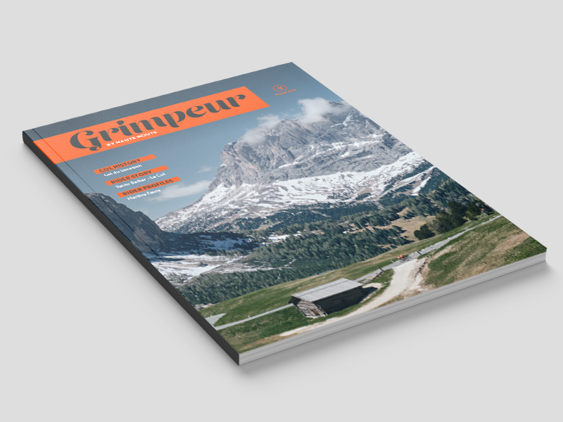 Grimpeur: La revista digital de Haute Route