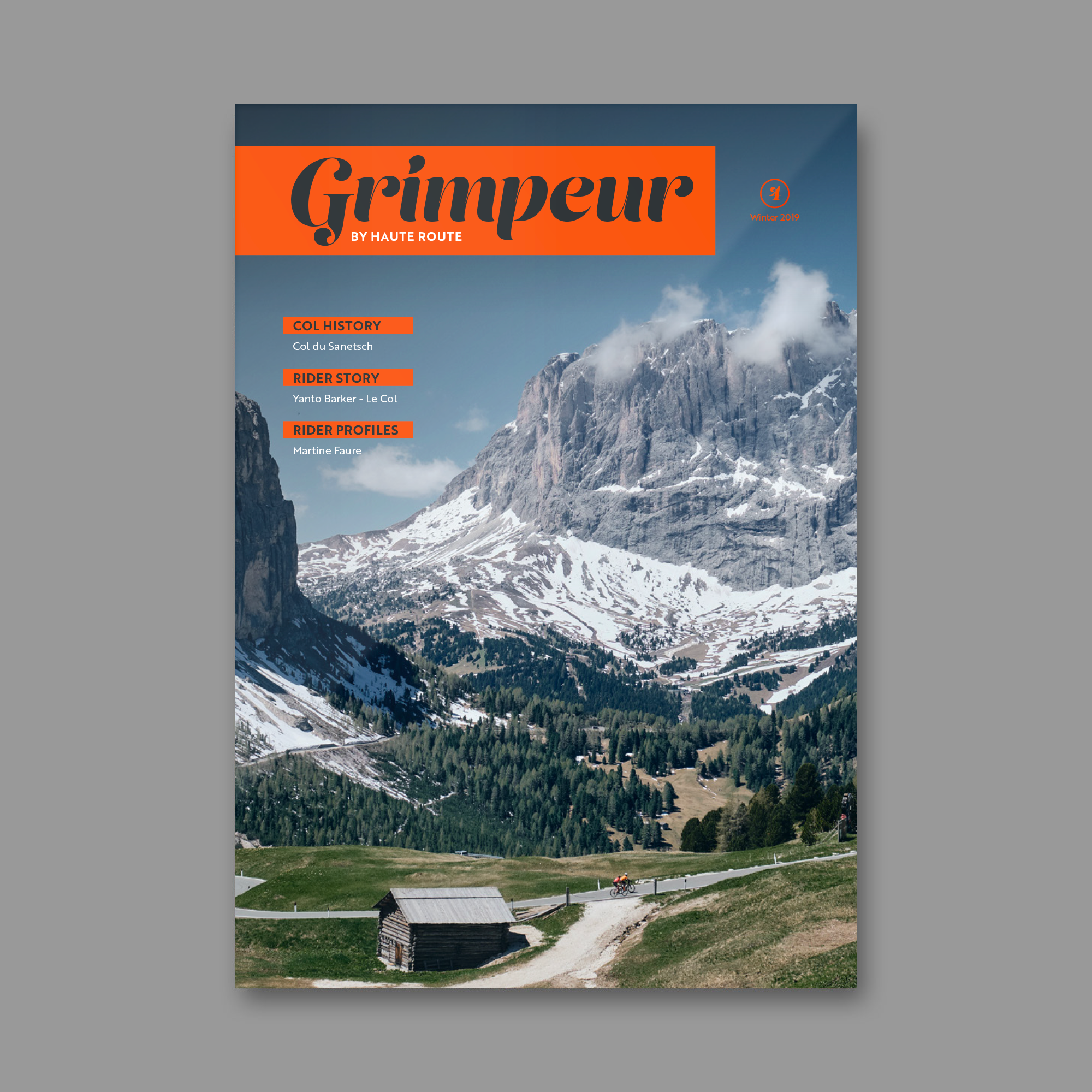 Grimpeur Magazine December 2019