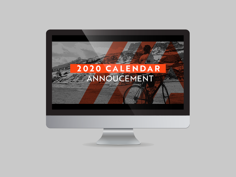 Discover the 2020 Haute Route calendar