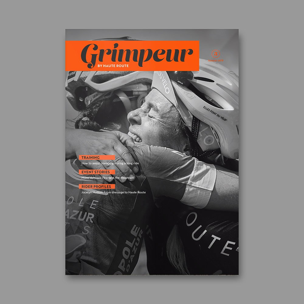 Grimpeur Magazine September 2019