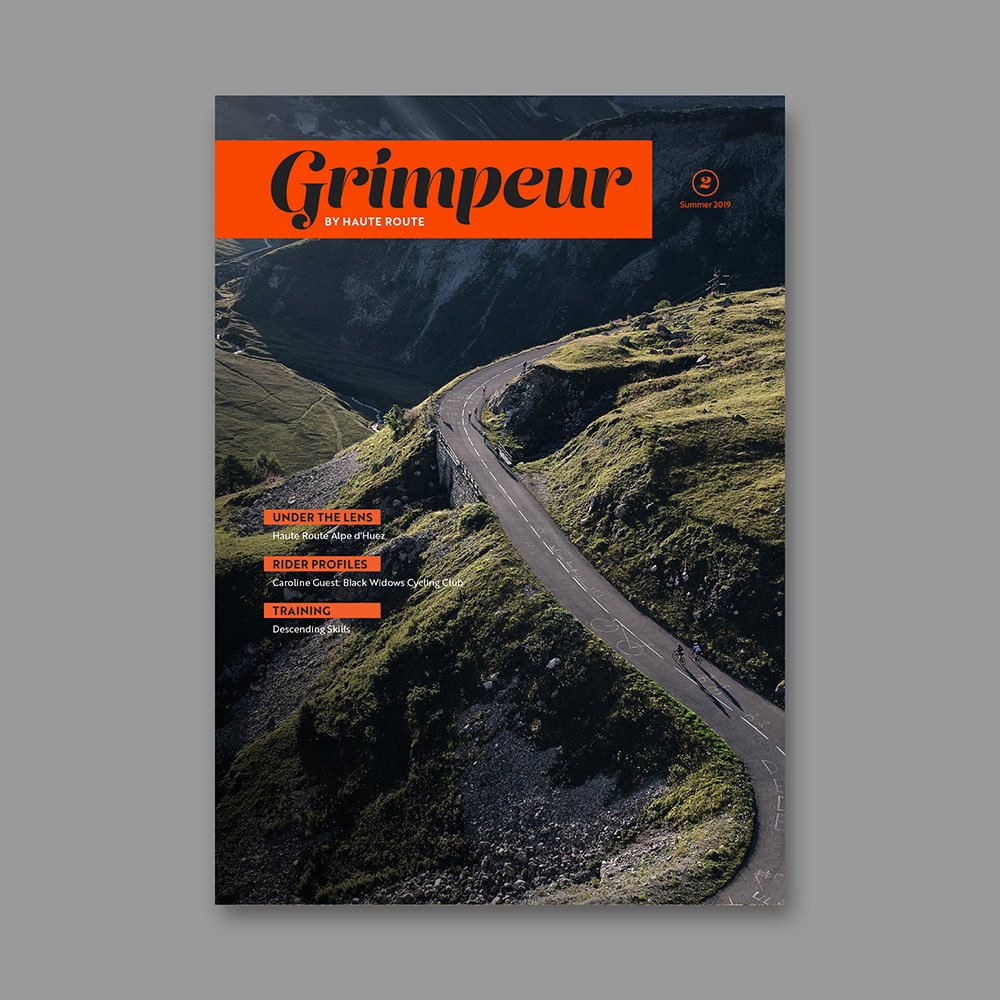 Revista Grimpeur Junio 2019