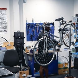 Handlebars Repairs - London