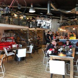 Cafe Ventoux - Tugby Leicestershire