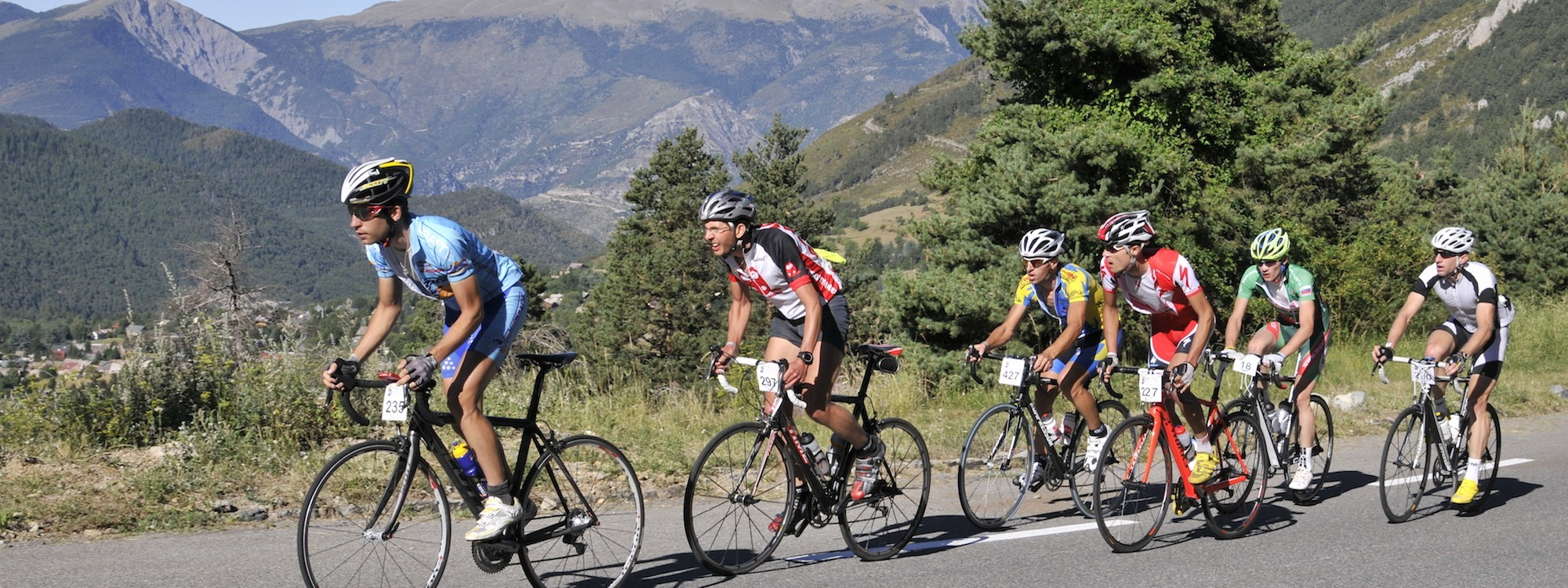 2015 Haute Route Alps goes south to north for the first time