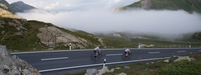Hero image - Haute Route Dolomites Swiss Alps