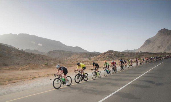 Haute Route Oman 2020 - Stage Descriptions