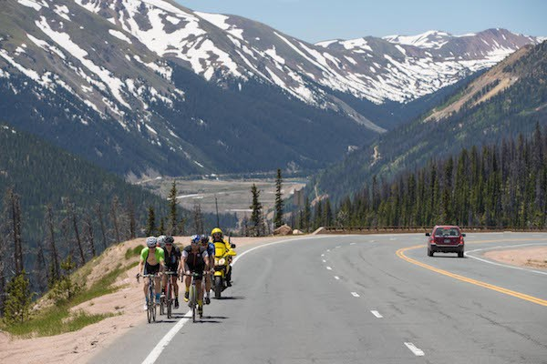 The inaugural Mavic Haute Route Rockies offers a classic course in the heart of American road cycling