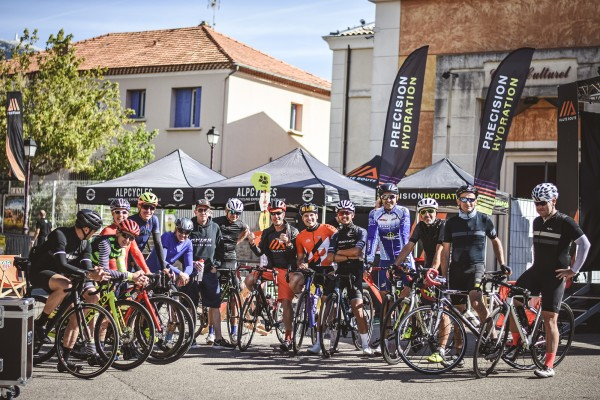 Riders ready to take on the 'Beast of Provence' at Haute Route Ventoux