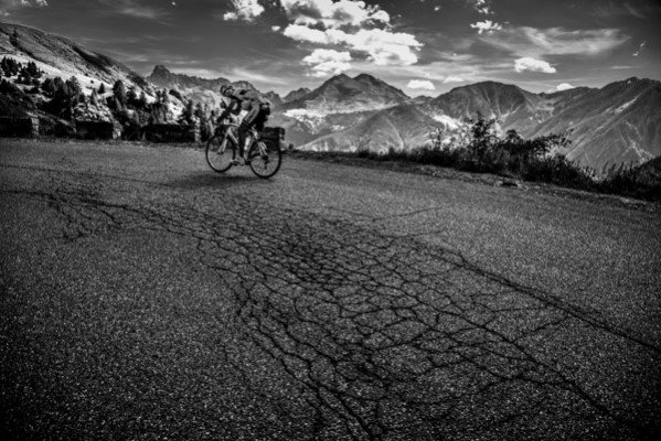 Endurance cycling at its best on day two of the Haute Route Alps 2016