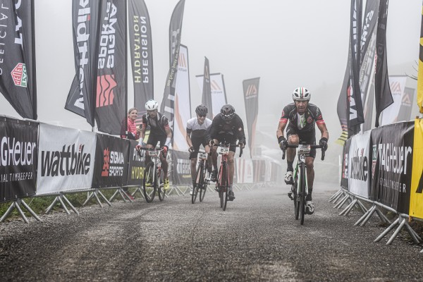 Stage 3 ramps up with testing finish atop Hospice de France