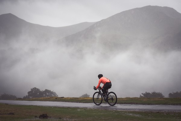 Riders battle the elements for Stage 4 of Haute Route Pyrenees