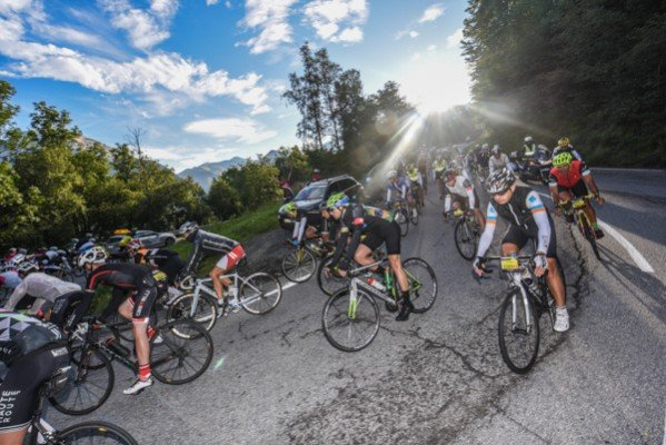 Haute Route Alps 2015 Stage 5: World class scenery eases the pain
