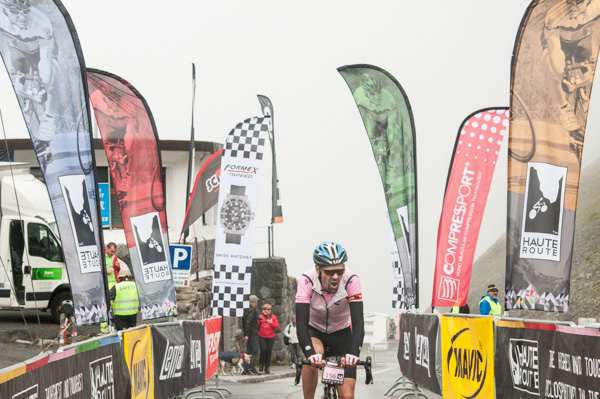 12 new ascents and a record amount of climbing for the Haute Route Dolomites Swiss Alps 2015