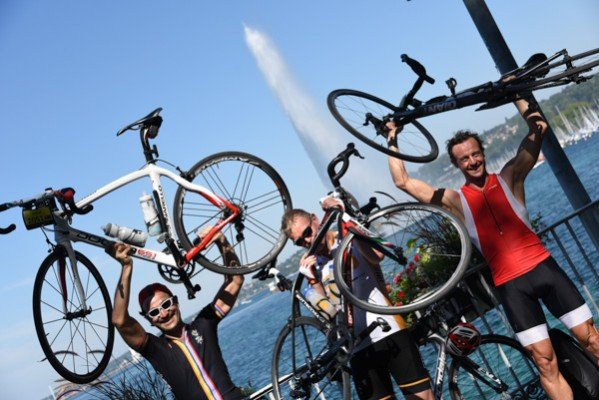 600 riders conquer the toughest Haute Route to date