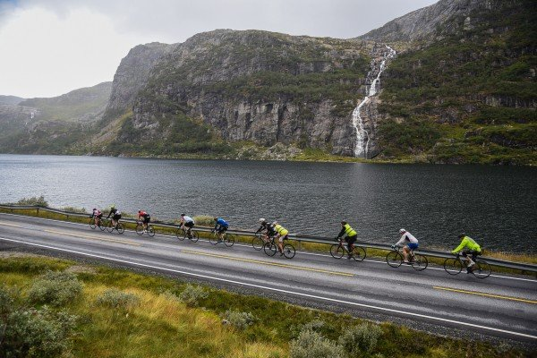 Ride under the Fjords!