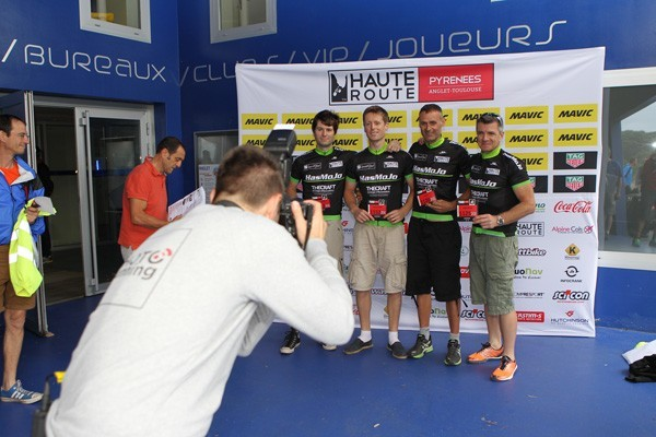 Anglet Basque Coast provides perfect setting for the 2015 Haute Route series start
