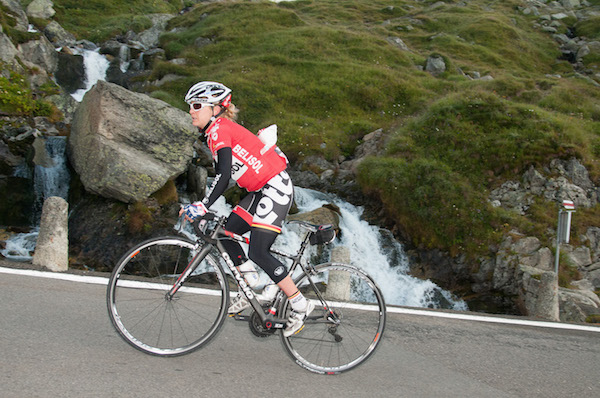 Exceptional athletes join Haute Route peloton for 2015