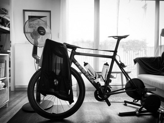 8 ways to make your turbo trainer more enjoyable