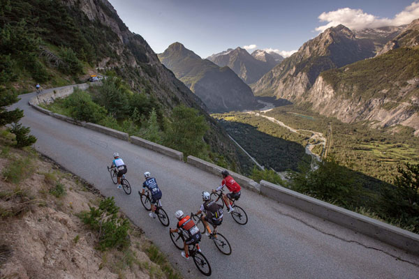 Unique Roads and Challenging Climbs Highlight Haute Route Alpe d'Huez Stage 2