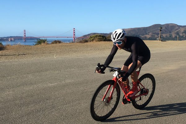 Angel Island Time Trial Wraps Up Haute Route San Francisco
