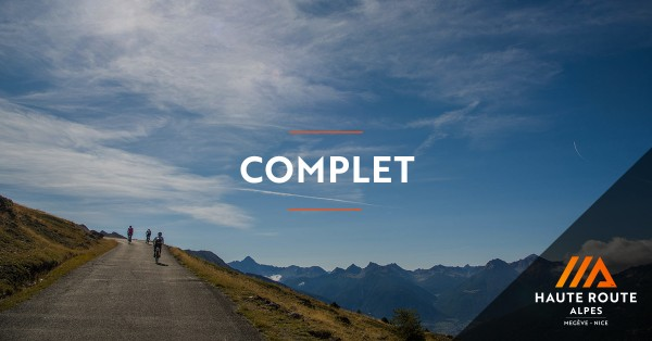 Haute Route Alps Sold Out