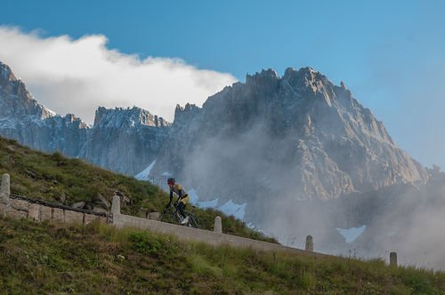 Haute Route Compact events to showcase best of Pyrenees, Alps and Dolomites Swiss Alps