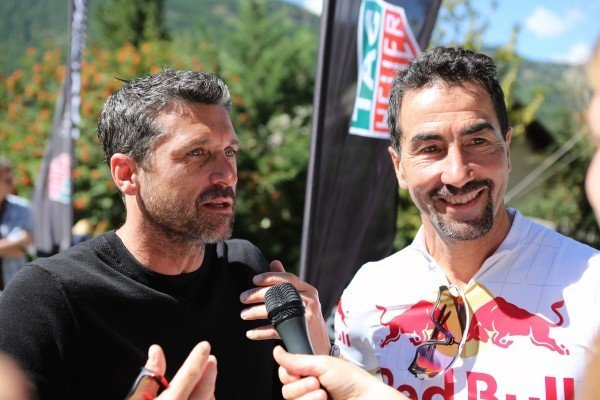 PATRICK DEMPSEY CHALLENGES HIMSELF TO THE HAUTE ROUTE