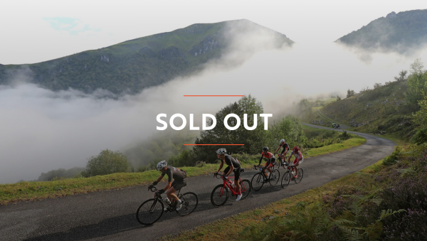The 7-day Haute Route events are now sold out!