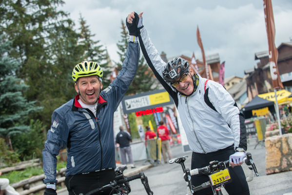 Haute Route Alps Stage Two Race Report: Heroes