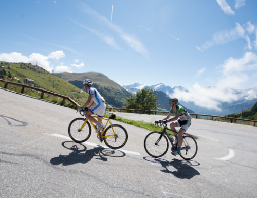 Halftime on the Haute Route Alps…