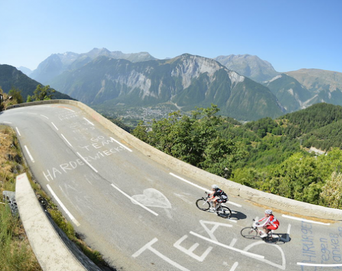 2014 Haute Route Alps course confirmed featuring the 'Giants of the Alps'