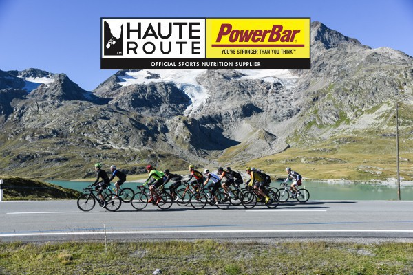 PowerBar® becomes official Sports Nutrition Supplier for the Haute Route