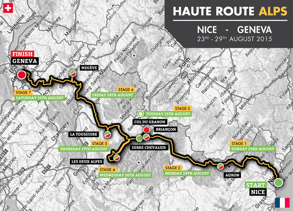 alps 2015 haute route